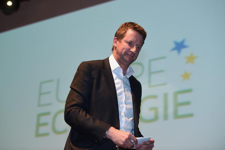 Yannick Jadot, député européen Europe écologie-Les Verts