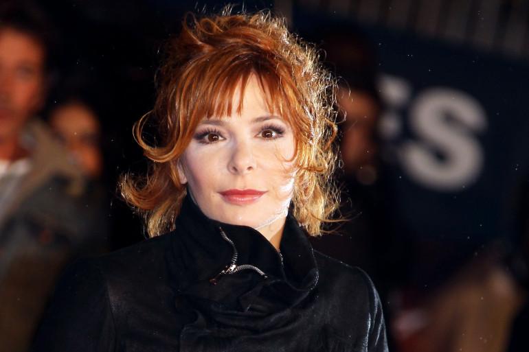Mylène Farmer, le 28 janvier 2012, à Cannes. (archives)