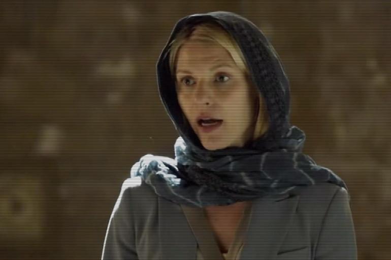"""Carrie Mathison dans la bande-annonce de la saison 5 de """"Homeland"""""""