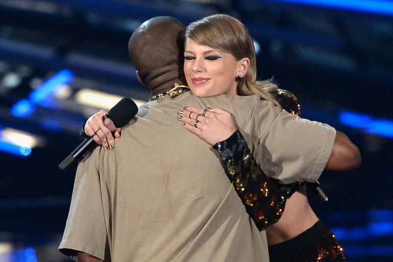 Taylor Swift et Kanye West ont triomphé aux MTV VMA
