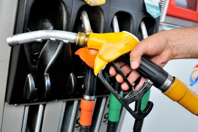Une station essence (image d'illustration)