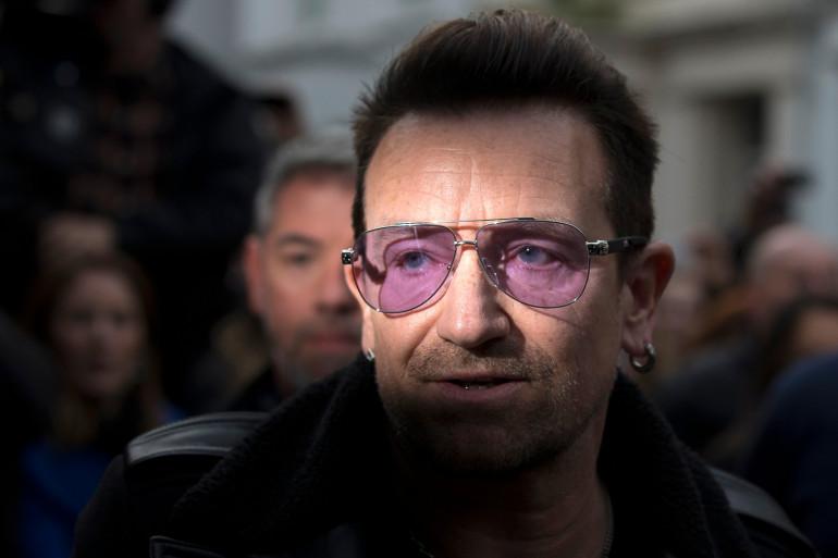 Bono a investi dans Facebook et devient la star la plus riche du monde