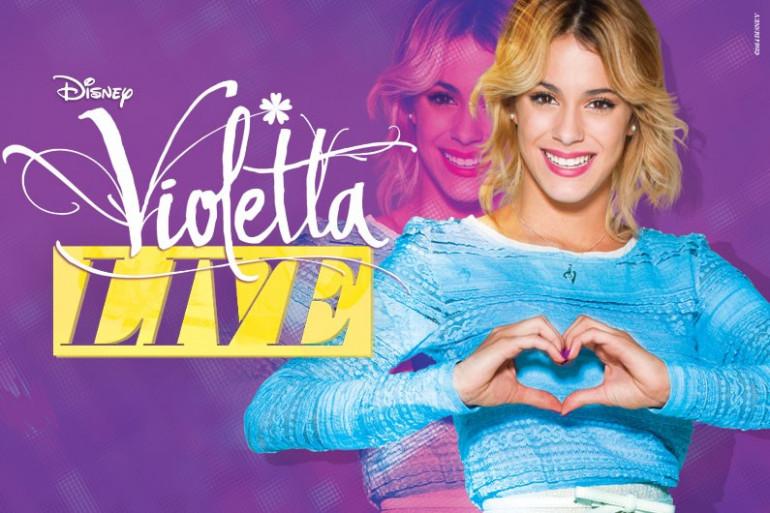 Violetta est en concert dans toute la France à partir du 11 février