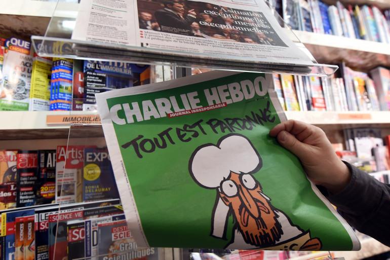 """Le numéro de """"Charlie Hebdo"""", sorti le 14 janvier, s'est vendu à plus de 7 millions d'exemplaires"""