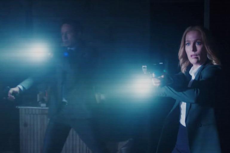 Quelques secondes des nouveaux épisodes de X-Files ont été dévoilées