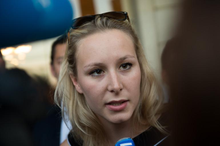 Régionales : Marion Maréchal-Le Pen recrute un ancien pilote de F1 comme conseiller en sécurité routière