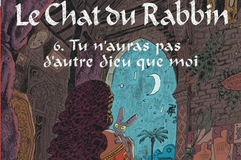 """""""Le Chat du Rabbin"""" est de retour ne librairie après 9 ans d'absence"""