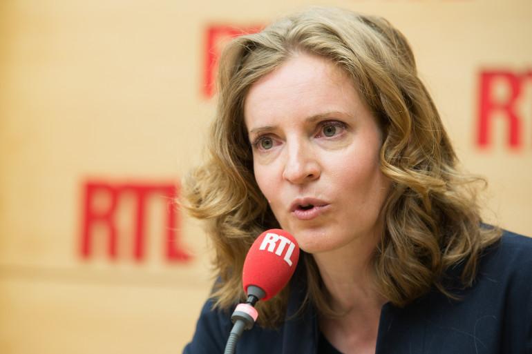 Nathalie Kosciusko-Morizet, invitée de RTL, le 9 septembre 2015