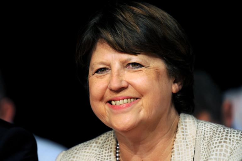 Martine Aubry est l'une des seules personnalités politiques à prendre des points. +2 pour la maire de Lille