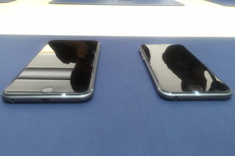 L'iPhone 6s et l'iPhone 6s Plus présentés par Apple le 9 septembre 2015