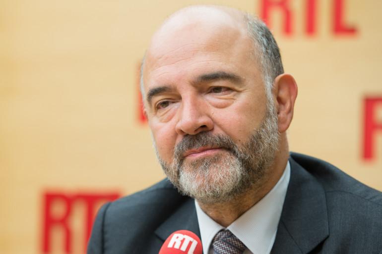 Pierre Moscovici, invité de RTL, le 10 septembre 2015