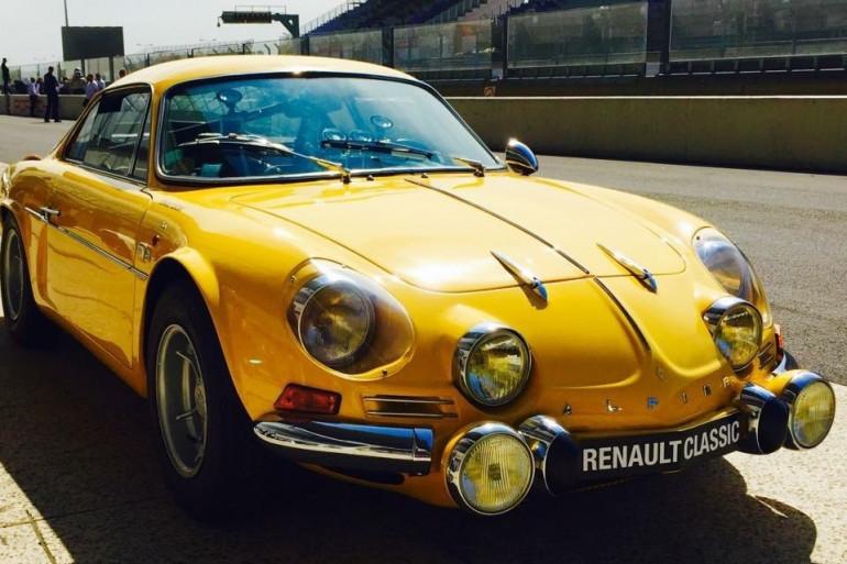 La Berlinette, une voiture mythique