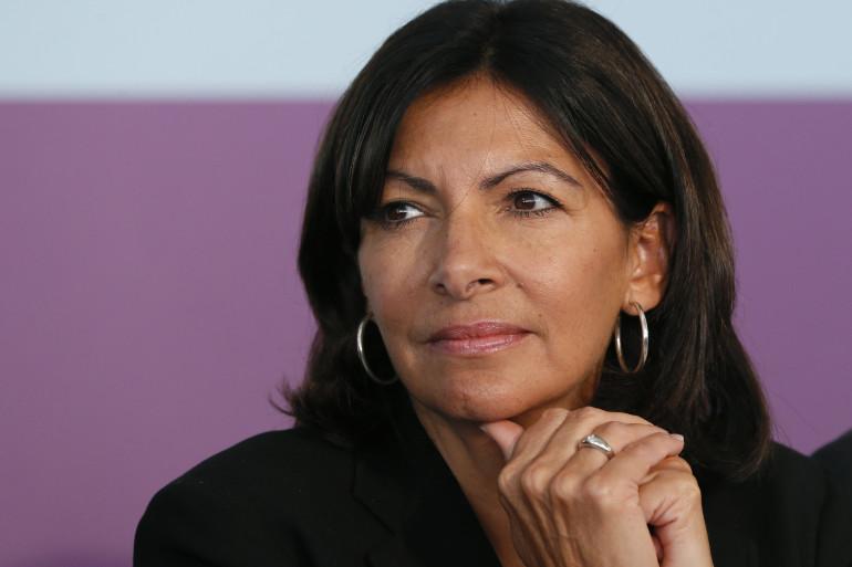 Anne Hidalgo le 9 septembre 2015.