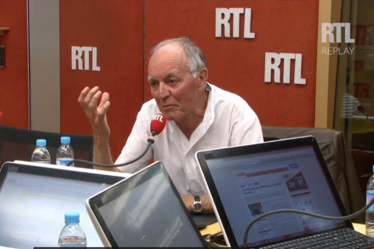 Claude Cancès, ancien directeur régional de la police judiciaire à Paris, le 10 septembre 2015