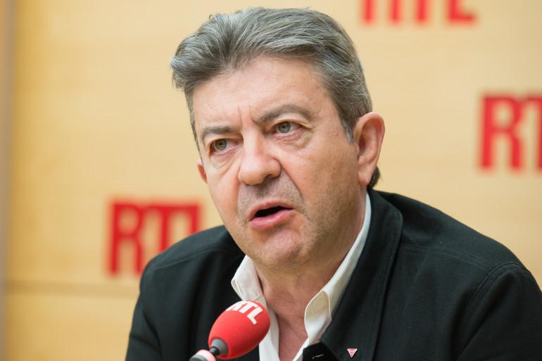 Jean-Luc Mélenchon, invité de RTL, le 11 septembre 2015