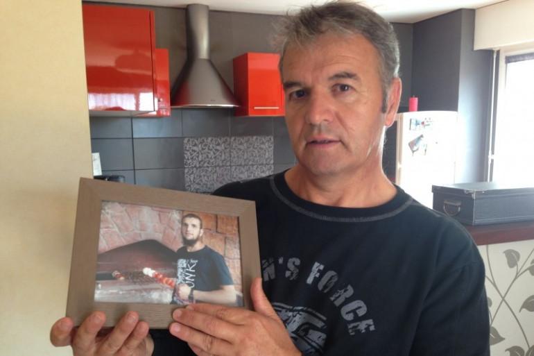 Patrice Drugeon, le père du jihadiste français annoncé mort en Syrie