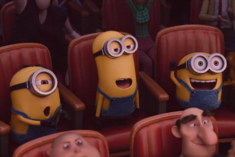 Les Minions est un des gros succès de l'année 2015
