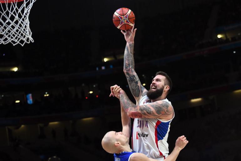 Le Serbe Miroslav Raduljica le 13 septembre 2015