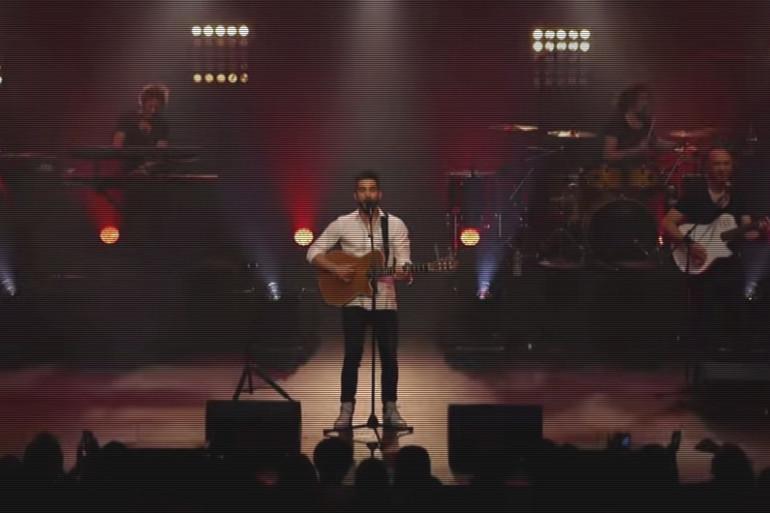 Le concert à l'Olympia à Paris de Kendji Girac est retransmis ce jeudi dans plus de 200 salles