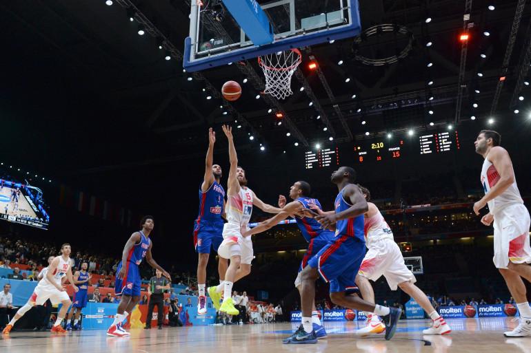 France-Espagne en demi-finale de l'Eurobasket 2015