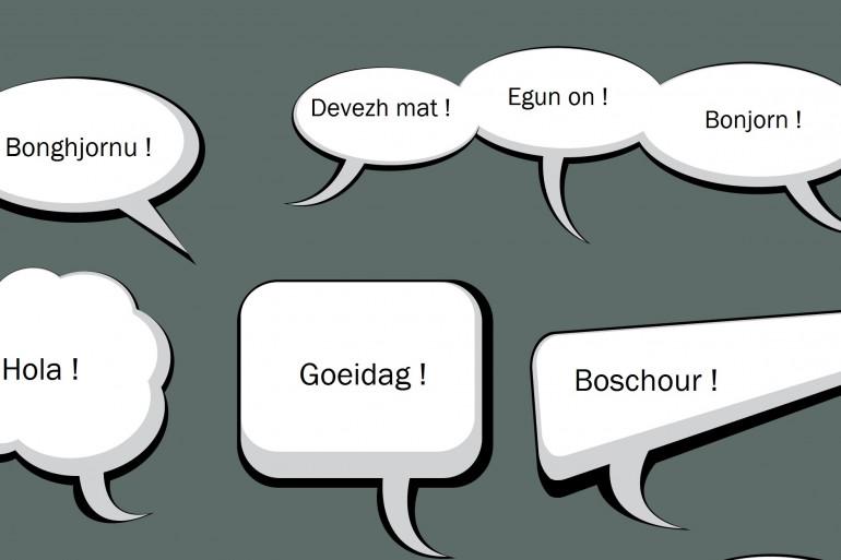 Que nous reste-t-il des langues régionales en France ?