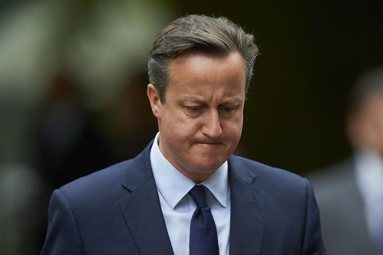 David Cameron, le 7 juillet 2015