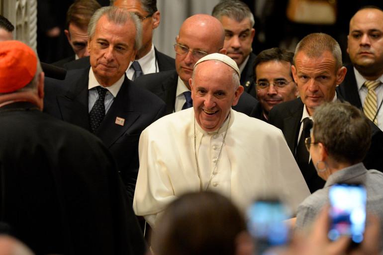 Le pape était à New York jeudi 24 et vendredi 25 septembre