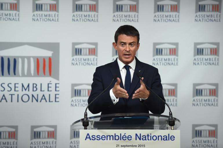 Manuel Valls souhaite calmer la polémique sur la hausse de la taxe foncière