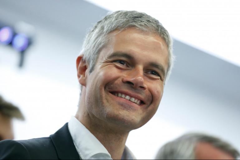 Laurent Wauquiez le 24 juin 2015.