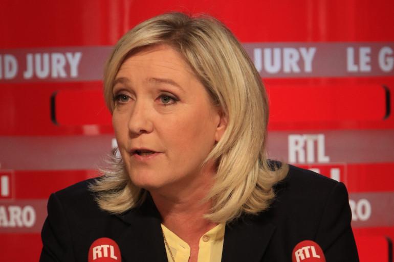 """Marine Le Pen, invitée du """"Grand Jury"""", dimanche 27 septembre"""
