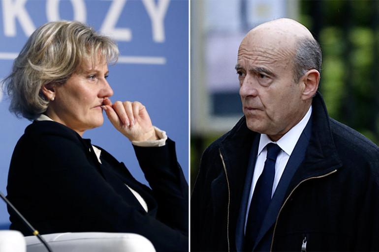 Le conflit est ouvert entre Nadine Morano et Alain Juppé