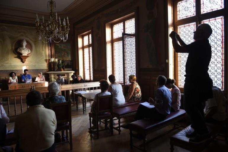 Saillans teste l'expérience de démocratie participative