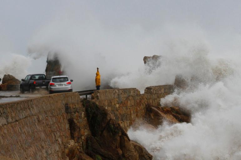 Le Pacifique va subir des tempêtes de plus en plus violentes