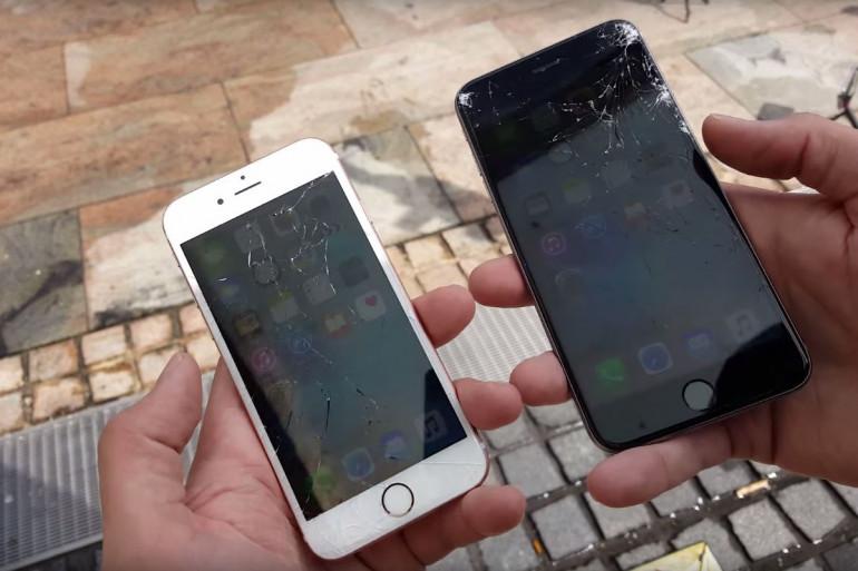 Les nouveaux iPhone ont été mis à rude épreuve