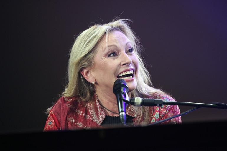 La chanteuse Véronique Sanson se produira en tournée pendant trois mois