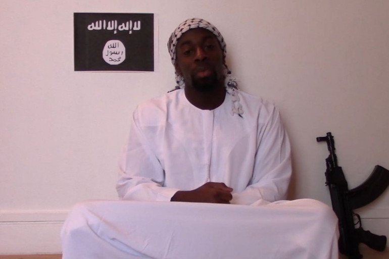 Le terroriste Amedy Coulibaly