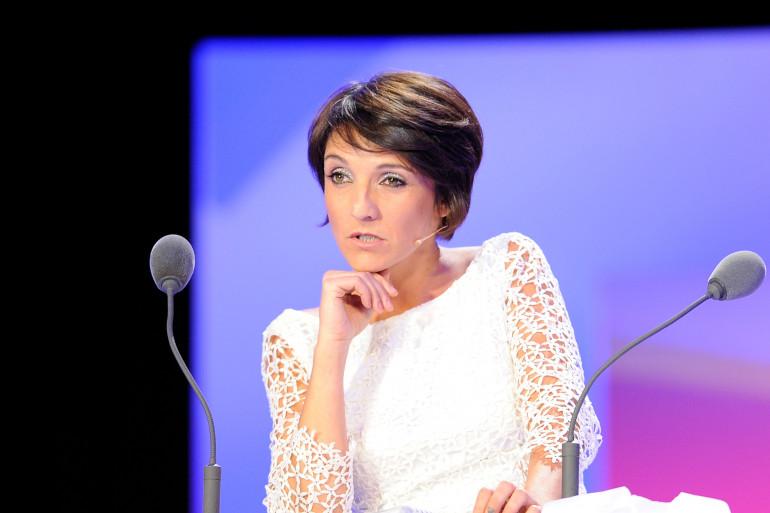 Florence Foresti sera maîtresse de cérémonie des César 2016.