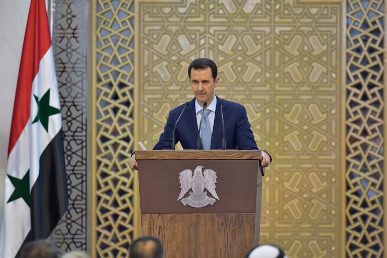 Trois députés de droite rencpntreront mercredi Bachar al-Assad.