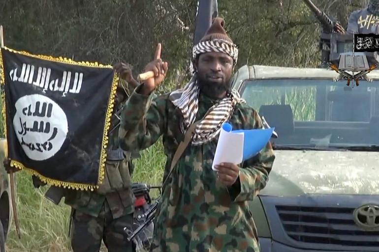 Le leader du groupe terroriste islamiste Boko Haram (illustration)