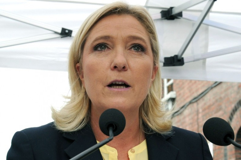 Marine Le Pen est visée par enquête sur le financement de la campagne du Front national en 2012.