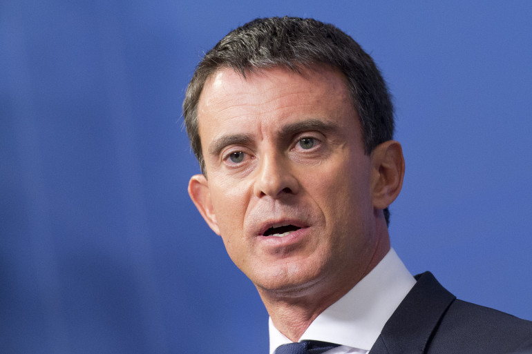 Manuel Valls est l'invité de RTL le 7 octobre