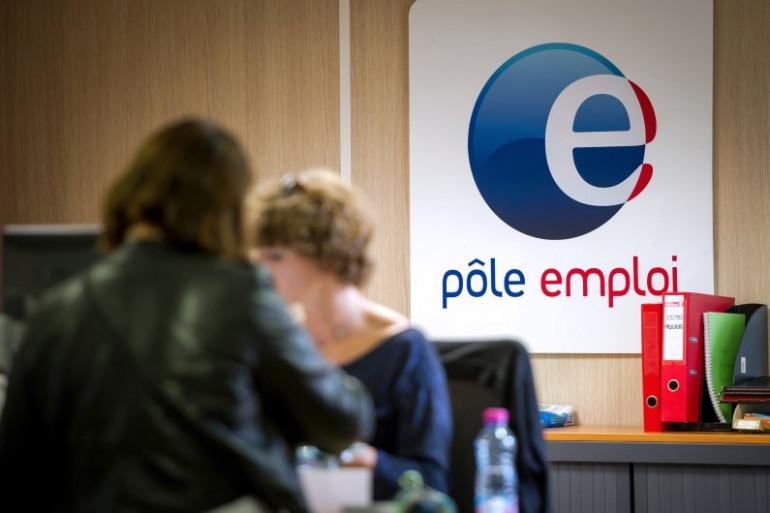 Un entretien d'embauche à Pôle Emploi
