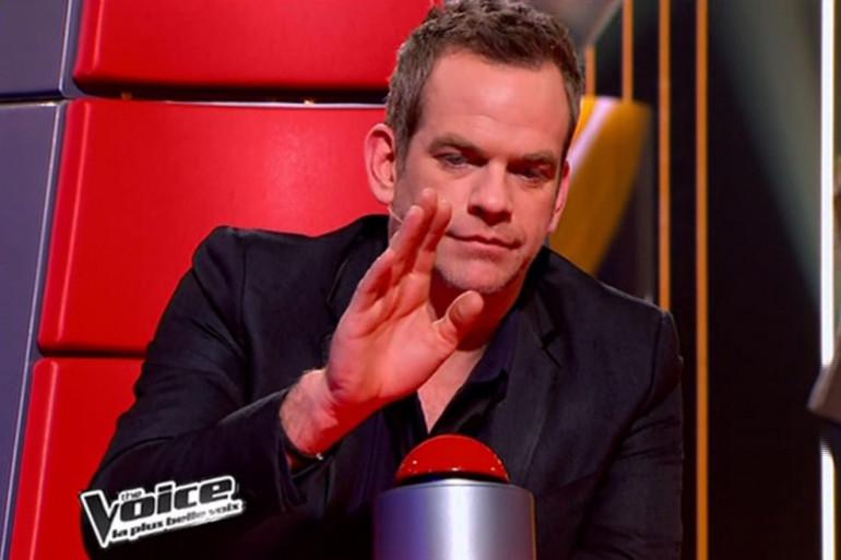 """Garou revient dans l'émission de TF1 """"The Voice"""""""