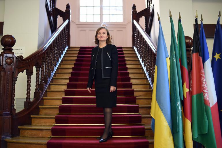 Nathalie Loiseau, directrice de l'École national d'administration (ENA)