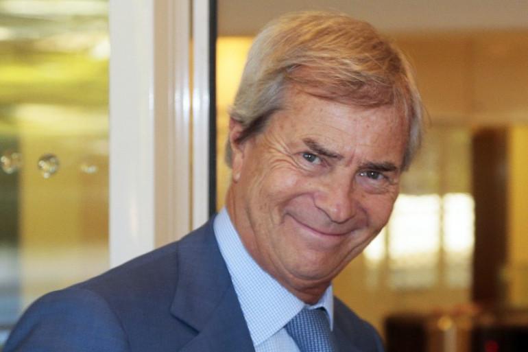 Vincent Bolloré a fermement repris les rênes du groupe Canal