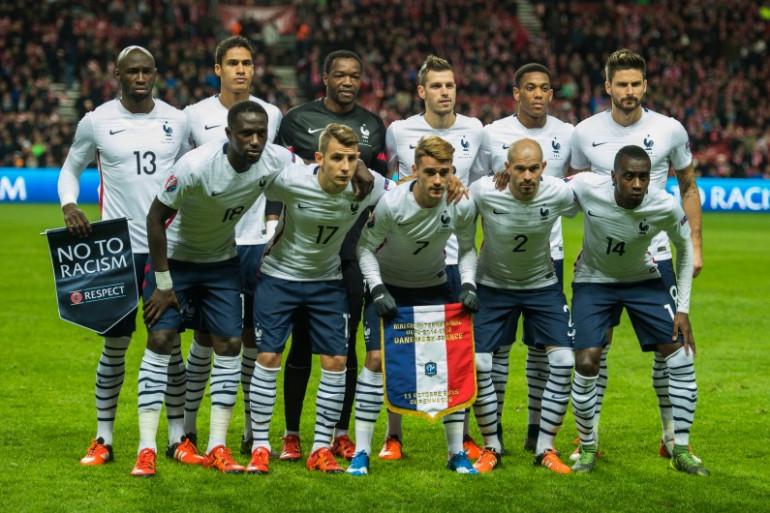 Plus de 5 millions de personnes ont suivi le match Danemark-France
