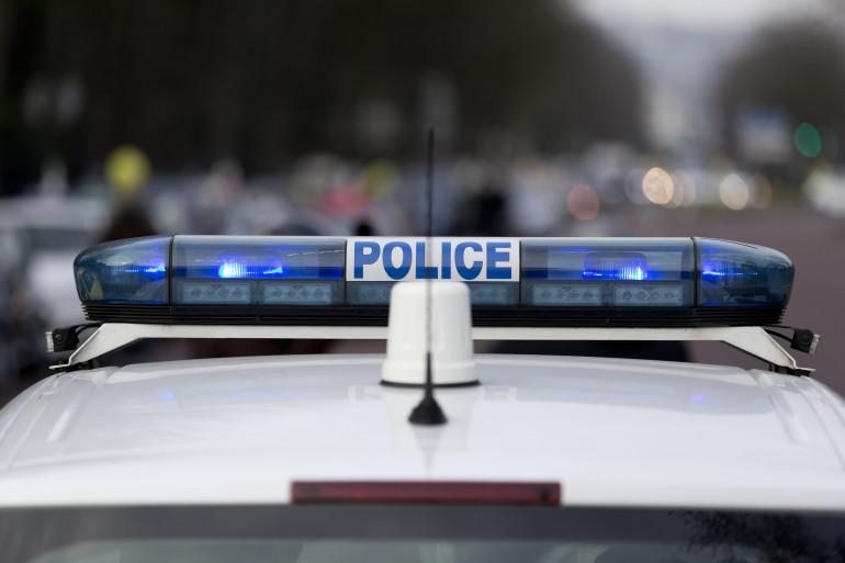 Une voiture de police (photo d'illustration).