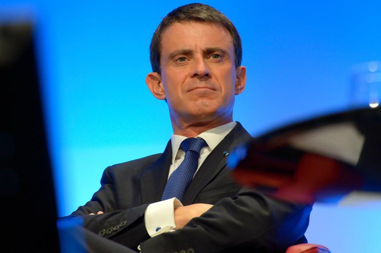 Manuel Valls le 16 octobre 2015.