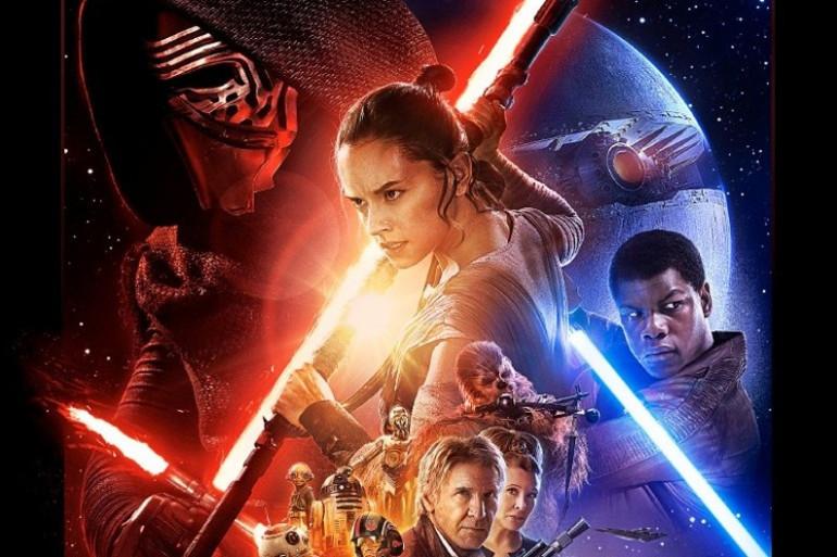 """La nouvelle affiche de """"Star Wars 7"""" a été dévoilée"""