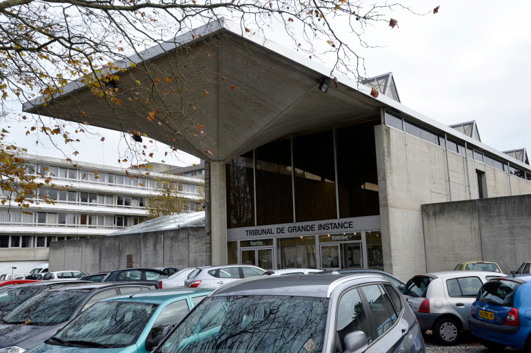 Le tribunal d'Évry (Essonne) (archive).
